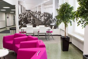Salpauksen Businesstalon aula