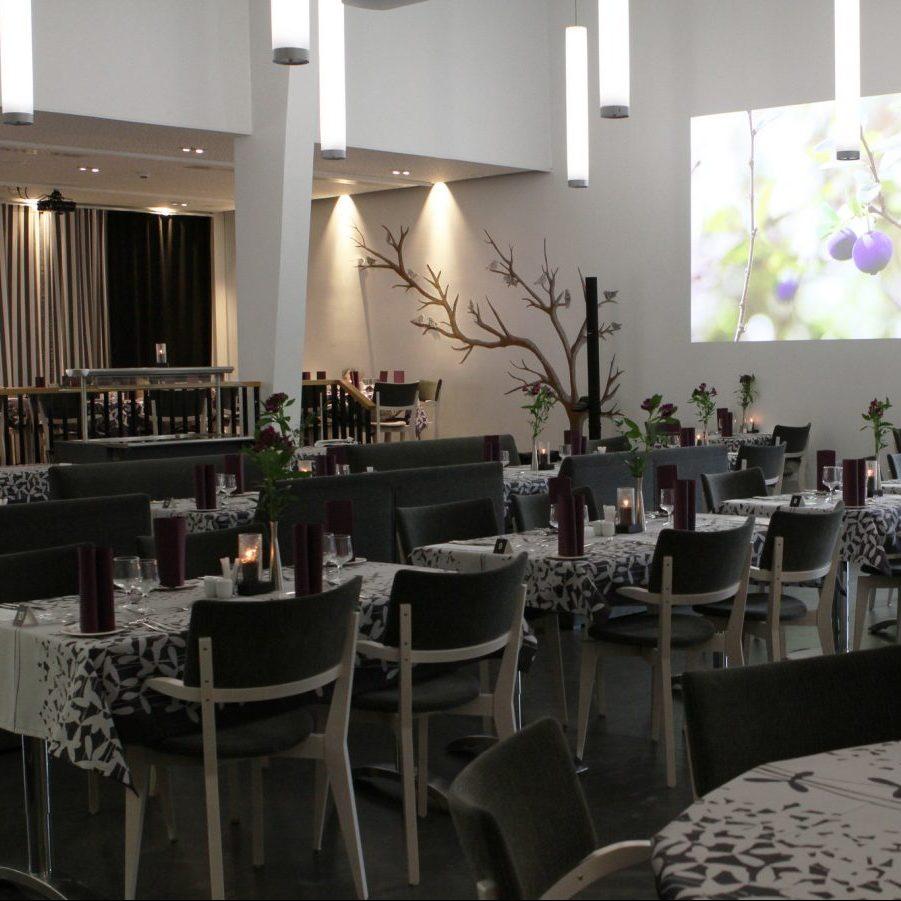 Ravintola Kulinaarin sali