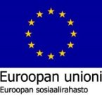 Euroopan unioni, Euroopan sosiaalirahasto -logo.