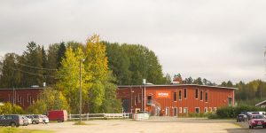 Kuva Koulutuskeskus Salpauksen jokimaan kampuksesta