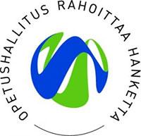 Opetushallitus rahoittaa hankkeet -logo