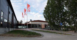 Vipusenkadun kampuksen uusi rakennus, teknologiakampus