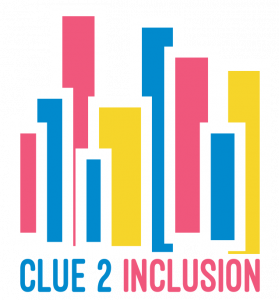 Clue to inclusion -logo