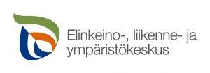 Elinkeino-, liikenne- ja ympäristökeskuksen logo