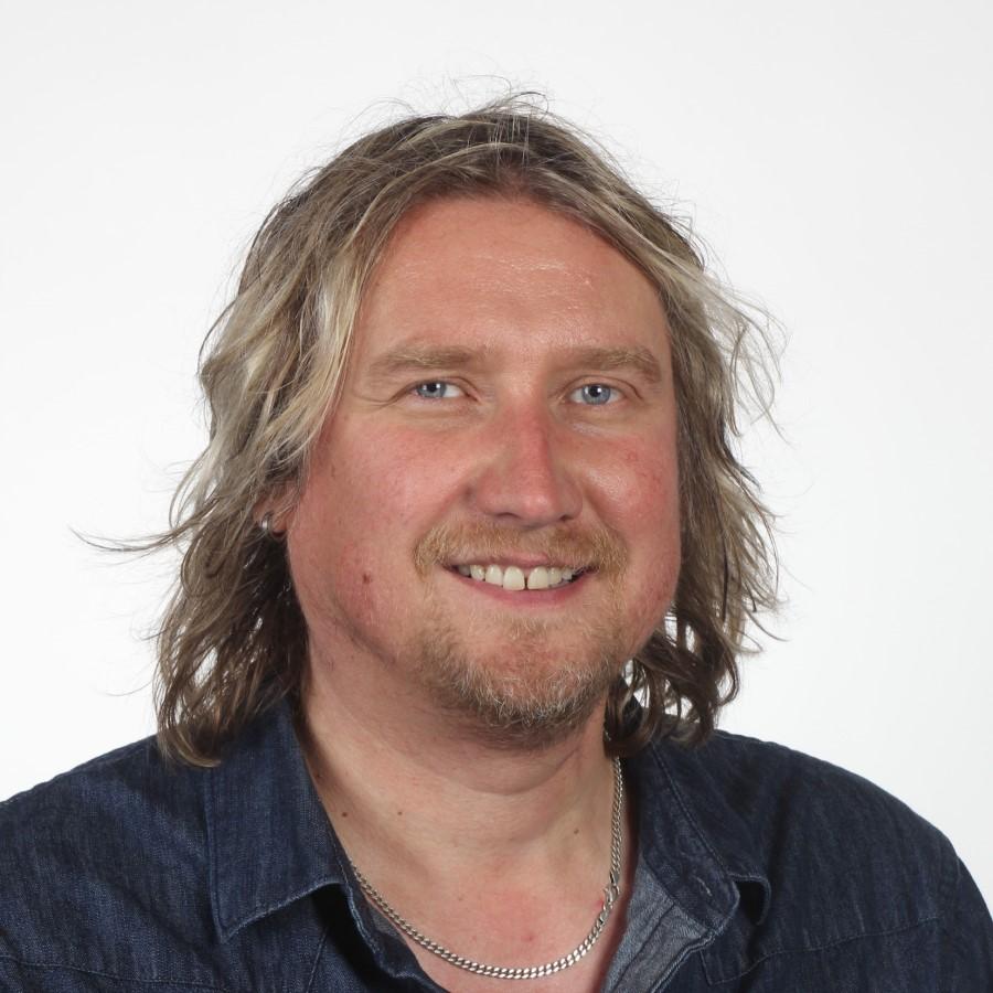 Pietari Paasonen, opinto-ohjaaja.