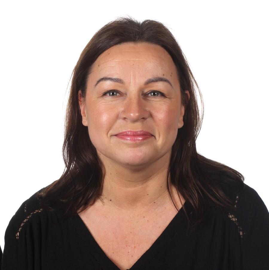 lehtori Mia Frondelius.