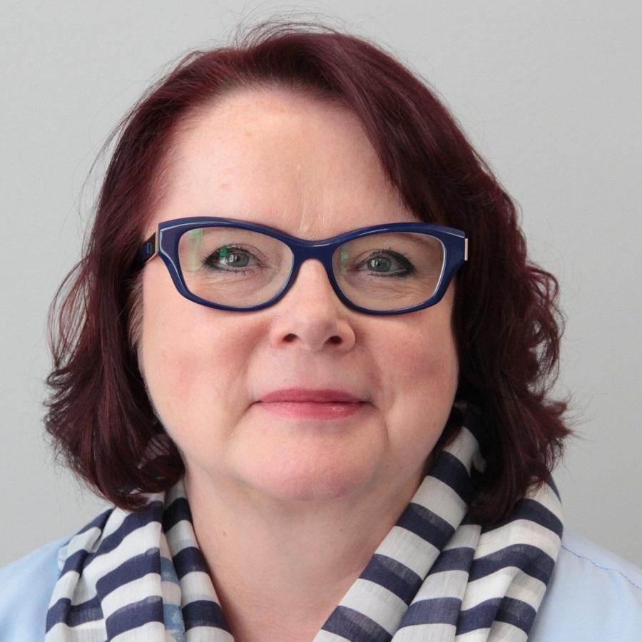 opinto-ohjaaja Virpi Kellokoski.