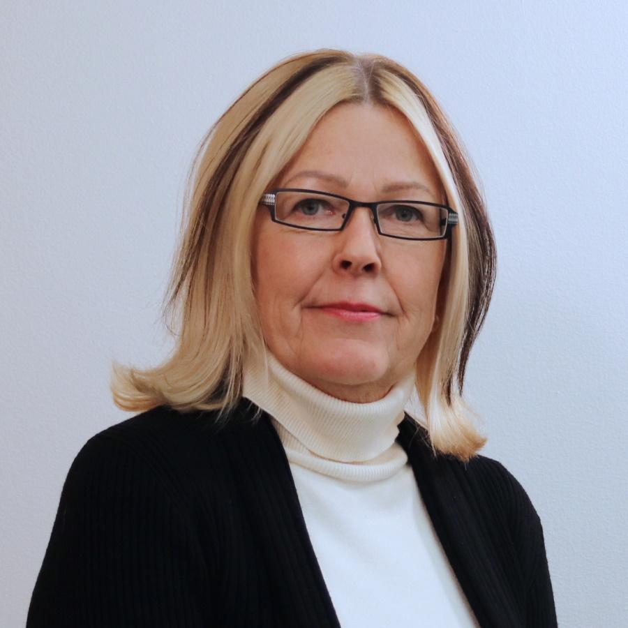 opetusalajohtaja Merja Tirkkonen.