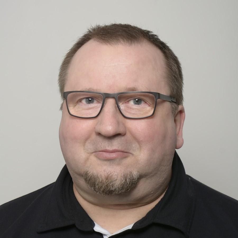 lehtori Arto Krupula.