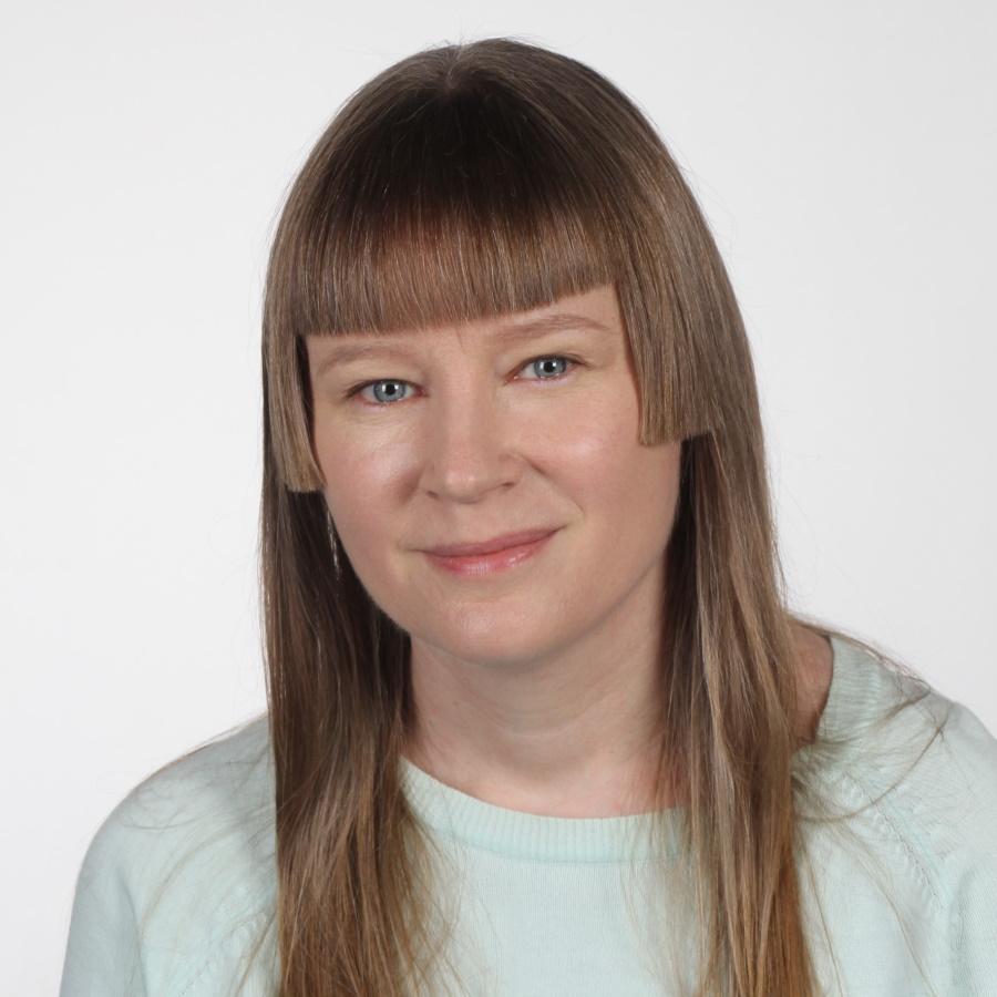 palveluohjaaja Kati Välimäki.