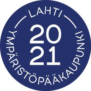 Lahti-Ympäristöpääkaupunki 2021.