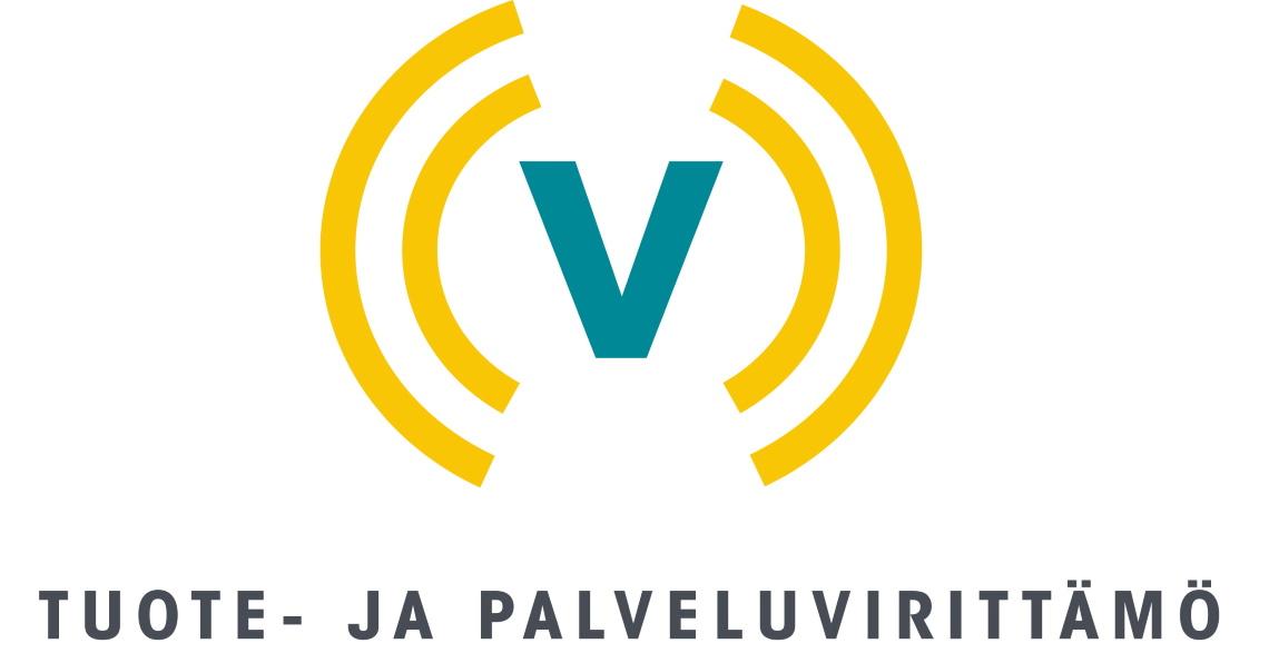 Tuote- ja palveluvirittämö -hankkeen logo