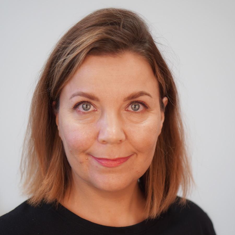 opinto-ohjaaja Tanja Sipilä.